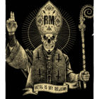 "<span class=""collec""> METAL RELIGION</span><span class=""modele"">Pape</span>Poster"