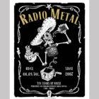 Visuel 10 ans Radio Metal