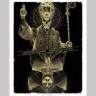 """<span class=""""collec""""> METAL RELIGION</span><span class=""""modele"""">Nonne/Pape</span>Poster"""